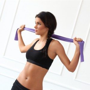 Fitness mit Sport BH