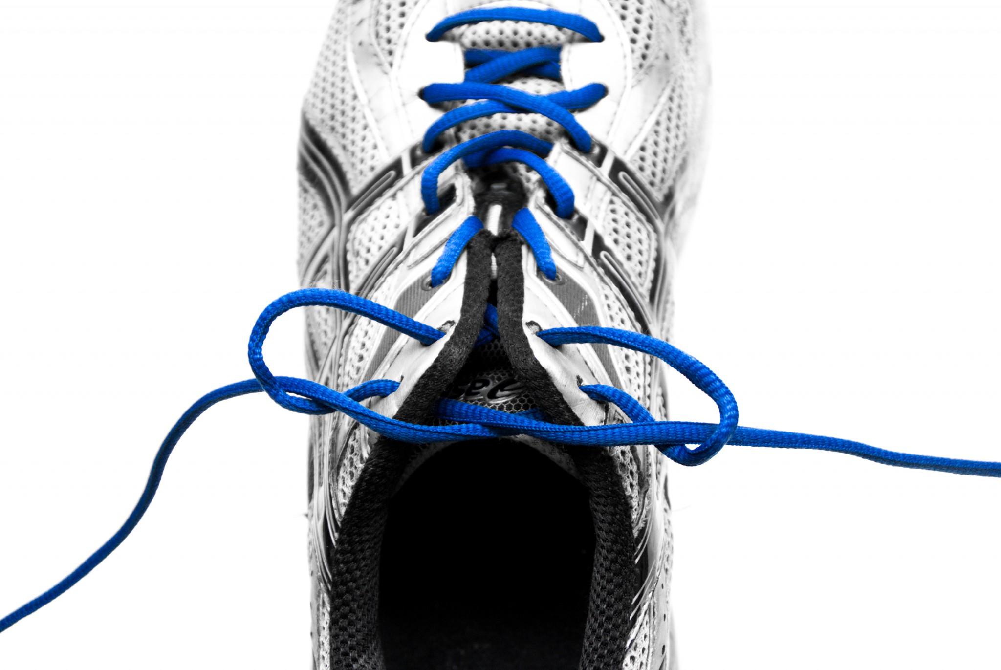 Marathonschnuerung2 - Marathontraining: So kannst du einen..