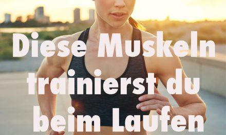 Welche Muskeln trainierst du beim Joggen und Laufen?
