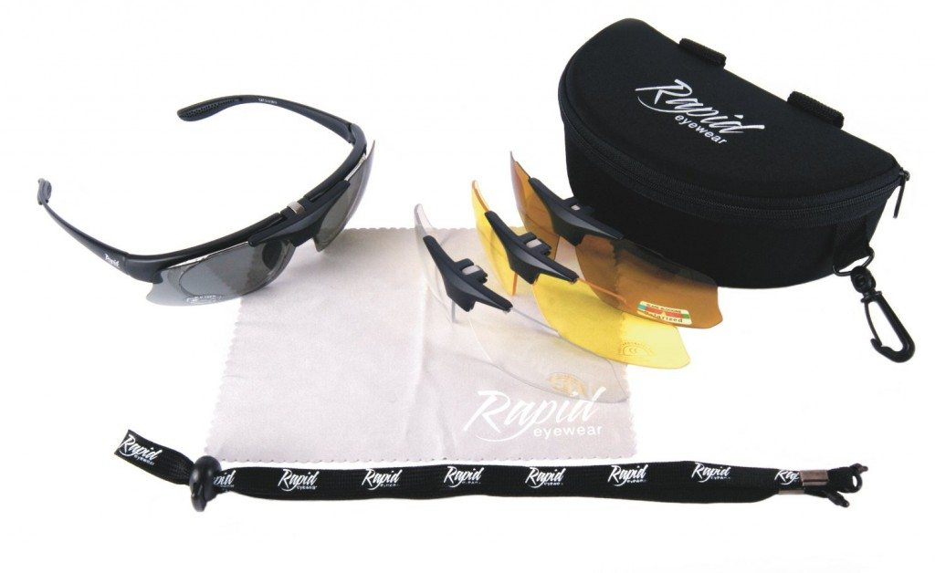 Pro-Performance-Sportbrille