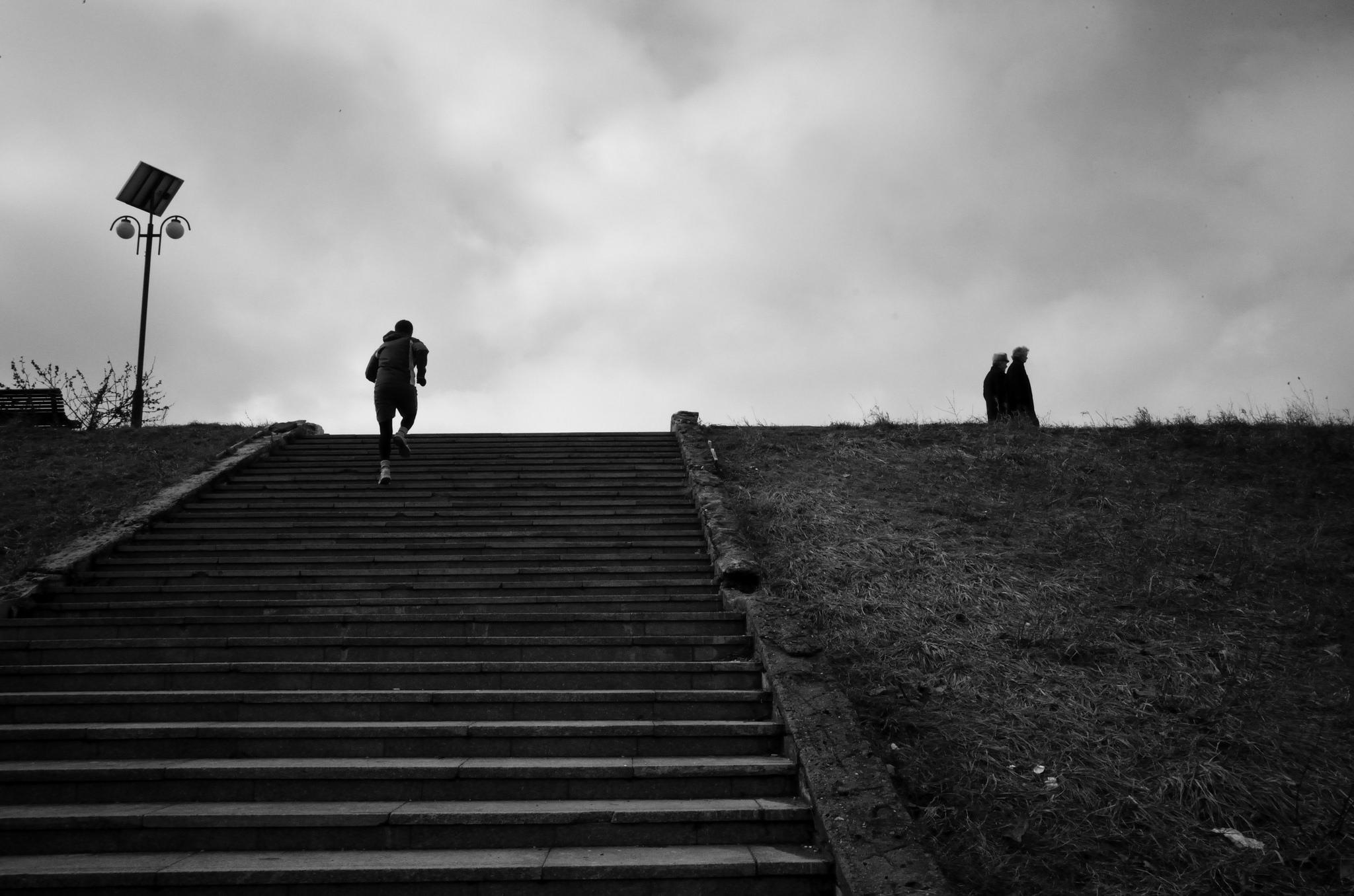 Treppenlauf – Die extremste Sportart überhaupt?