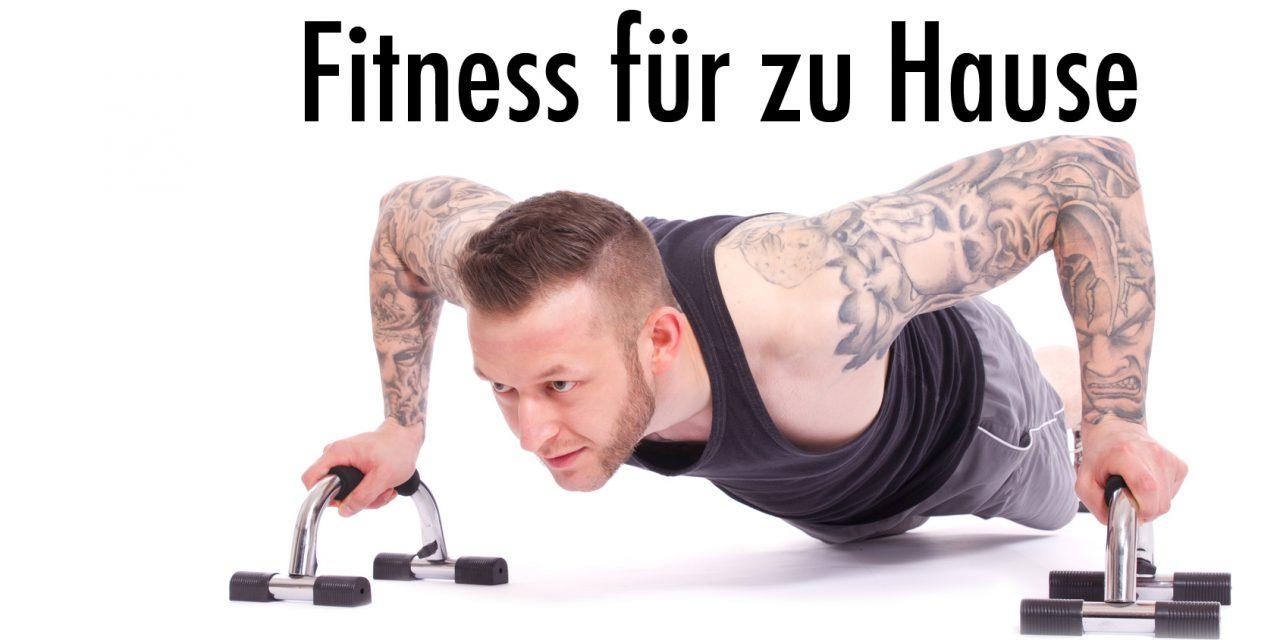 Fitness für zu Hause: Mehr als eine perfekte Ergänzung zum Lauftraining