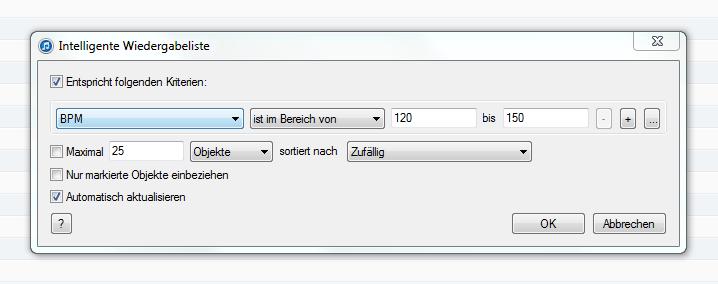 BPM-Laufmusik-Joggen