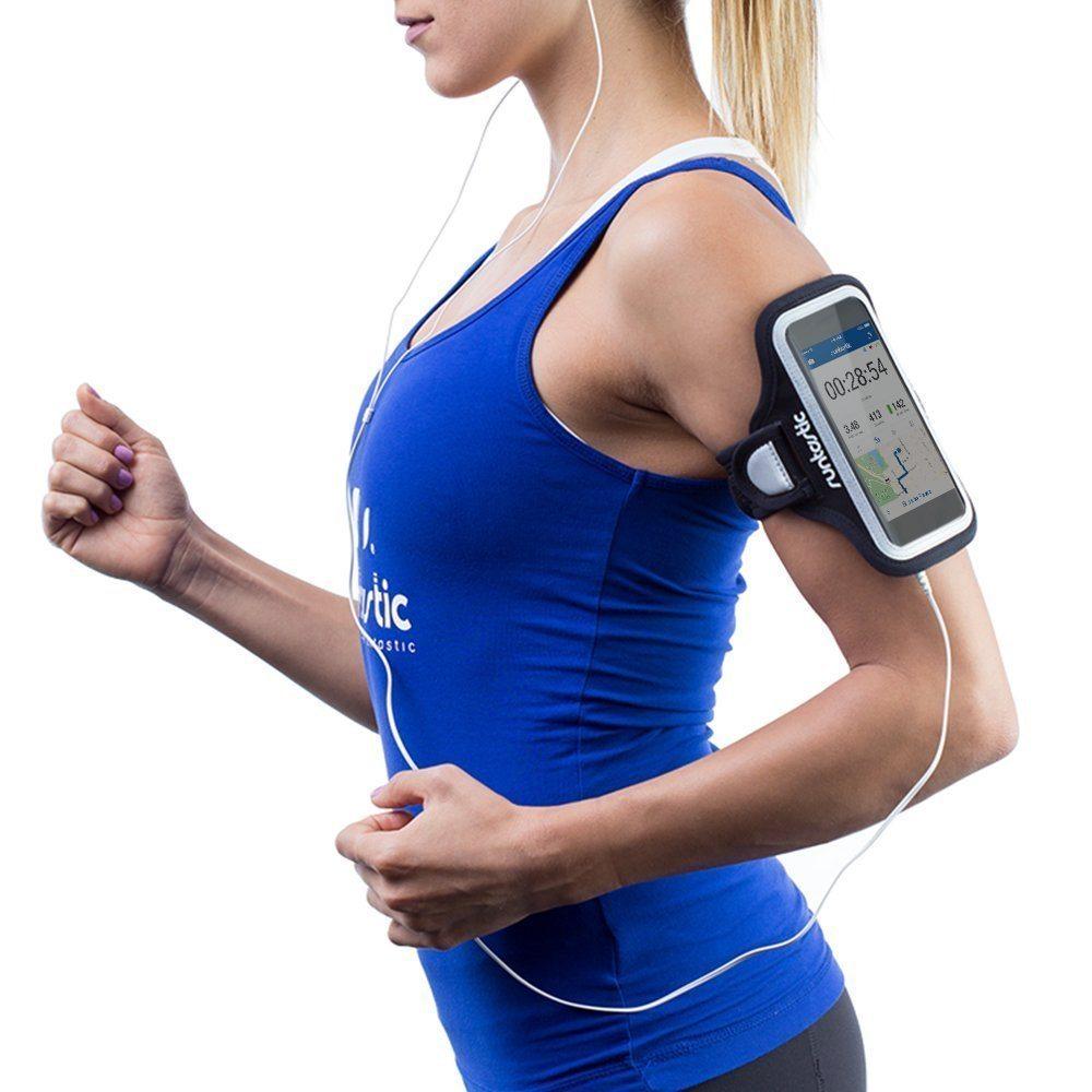 Iphone  Sportarmband Test