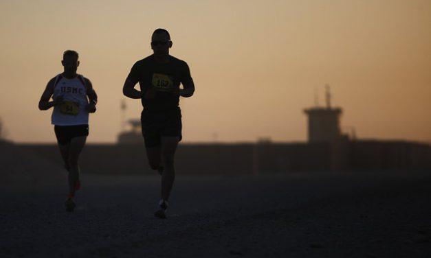 Nervosität als Leistungsminderer bei Marathonrennen und anderen Wettkämpfen