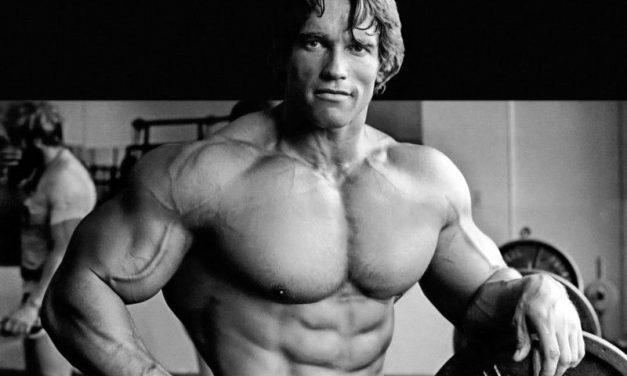 Arnold Schwarzeneggers Motivations-Rede: Habe eine Vision