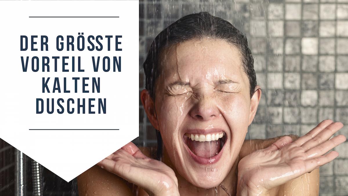 Kalt Duschen und Eisbäder (Wim Hof) - cover