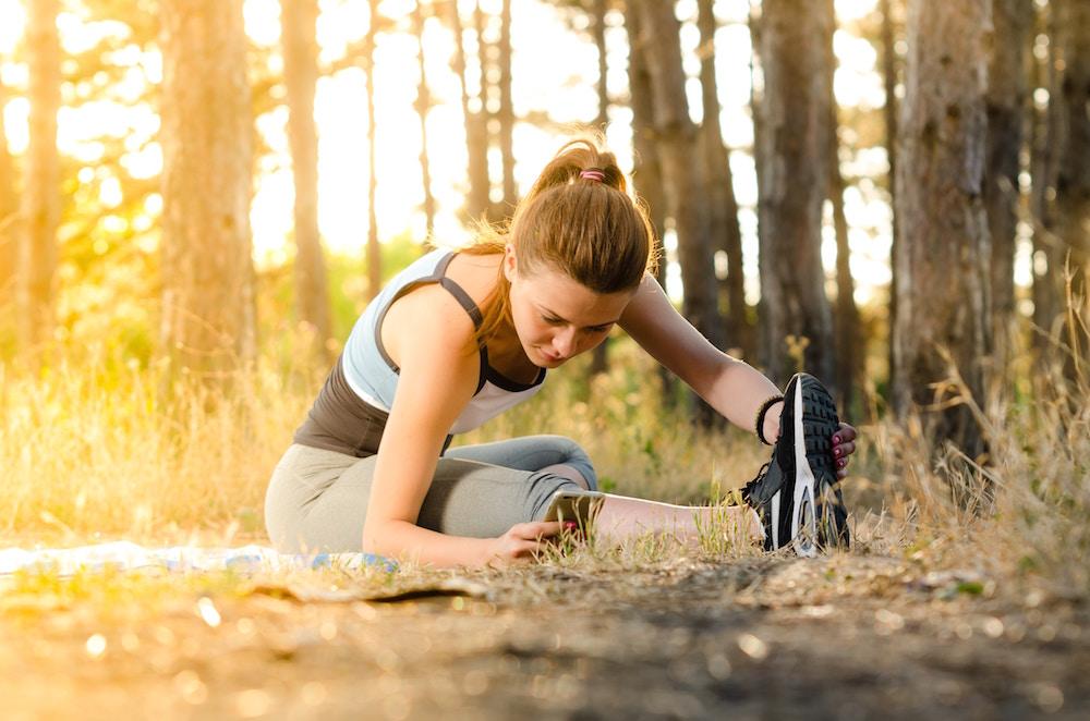 Was sind Muskelverhärtungen und warum können Bandagen auch Läufern helfen?