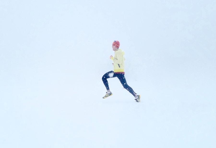 Laufen bei Schnee und Eis – Lauftipps für die kalte Jahreszeit